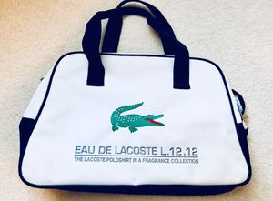 Lacoste fragrance adult bag for Sale in Crofton, MD