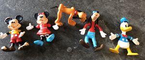 Vintage Disney bendable figures for Sale in Henderson, NV