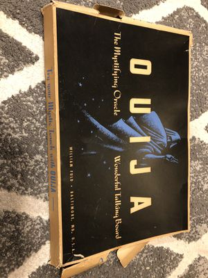 Vintage mid-century Ouija board (1960's) for Sale in Lake Oswego, OR