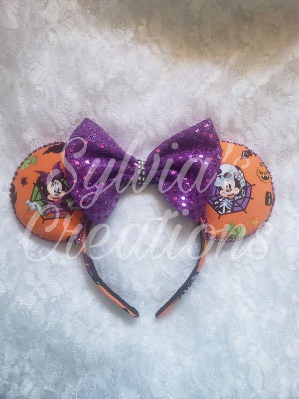 Disney themed ears