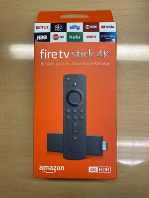 Fire TV Stick 4K for Sale in Lacey, WA