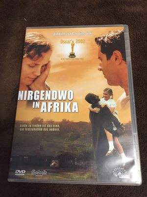 German DVD - Nirgendwo in Afrika for Sale in Salt Lake City, UT