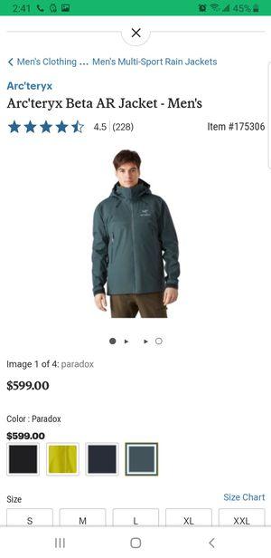Arcteryx Gore tex jacket for Sale in Rosemead, CA
