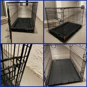 """36"""" folding wire crate for Sale in Winter Park, FL"""