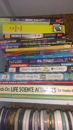 16 books for Sale in Alden, MI
