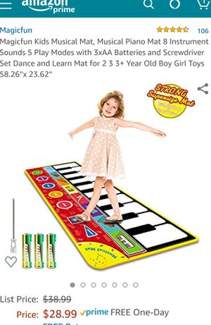 Kids Musical Mat for Sale in Rosemead, CA