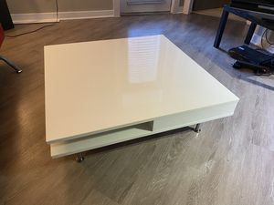 Modern coffee table for Sale in Durham, NC