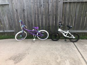 kids bikes for Sale in Sugar Land, TX