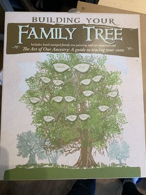 Ancestry Family Tree Set for Sale in Brooklyn, NY