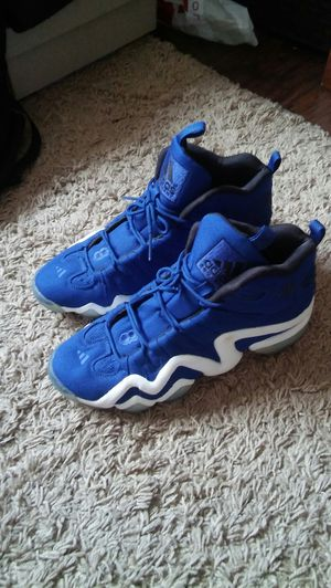 Kobe adidas crazy 8 icy bottoms size 12 for Sale in Pittsburgh, PA