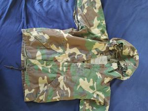 Military parka coat Med for Sale in Ontario, CA