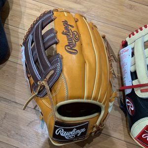 Rawlings Hart of Hide Lefty Gloves for Sale in Fresno, CA