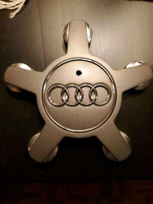 Genuine Audi Original Wheel Center Caps x1 (4 total in set) for Sale in Tampa, FL