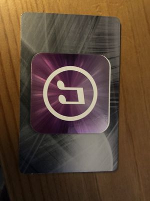 iTunes Apple card for $50 for Sale in San Diego, CA
