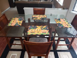 Glass Kitchen Table for Sale in Jackson Township, NJ