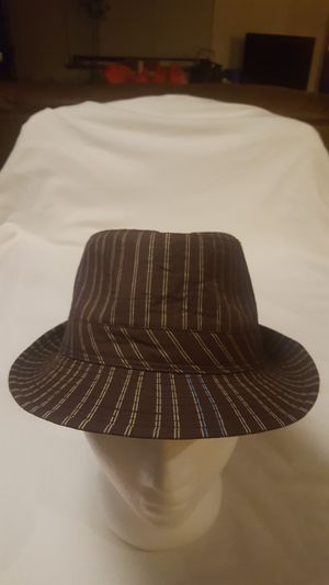 Billabong fedora hat brown with stripes size small medium for Sale in Everett, WA