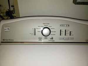 Kenmore washer and dryer for Sale in Alafaya, FL