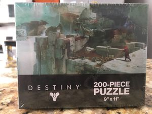 GAMERS! 200 piece puzzles (Destiny, Fallout, Zelda) for Sale in Chicago, IL