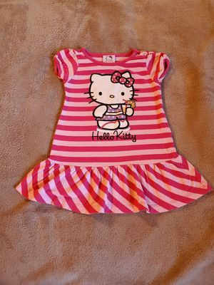 💜 Baby/ Toddler girl Hello Kitty dress size: 18-24 months for Sale in Commerce, CA