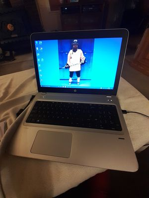Hp probook 455 g6 with 4 tb external drive for Sale in Seattle, WA
