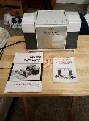 Vintage working Polaroid Print Copier model 230 for Sale in Hamilton, OH
