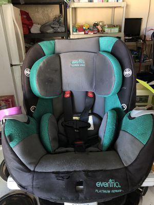 Evenflo car seat for Sale in Mission, TX