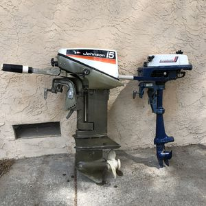 Outboard Motor Parts OMC & Evinrude 1960's 70's 80's 2through 35 Hp for Sale in Mill Valley, CA