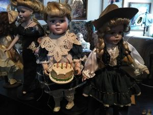 Porcelain dolls for Sale in Kingsport, TN