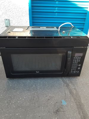 Microwave work excellent for Sale in Long Beach, CA