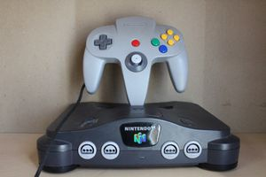Nintendo 64 Console for Sale in Commack, NY