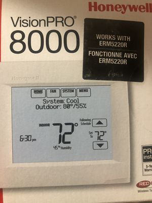 Honeywell Thermostat for Sale in McKees Rocks, PA
