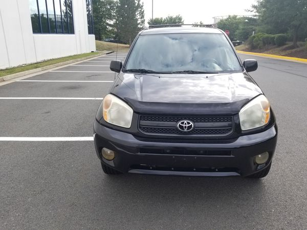 Toyota Rav4(2005) moving*you*forward
