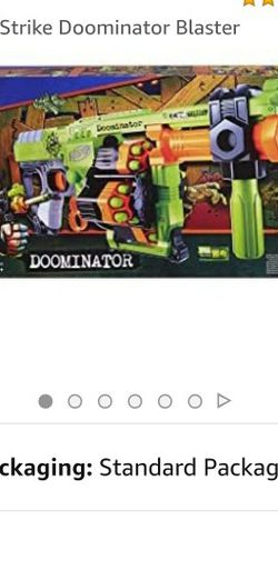Nerf Gun Doominator for Sale in Fort Lauderdale,  FL