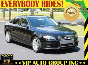 2012 Audi A4 for Sale in Clearwater, FL
