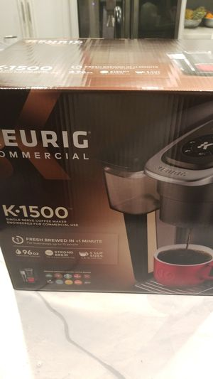 Keurig K-1500 New for Sale in CA, US