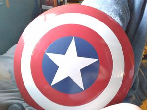 Life size Captain America Shield for Sale in Dundalk, MD