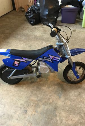 Electric pocket rocket bike call {contact info removed} or email in the app for Sale in East Brunswick, NJ