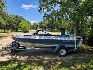 1986 Sunbird Fish Ski boat for Sale in Burleson, TX