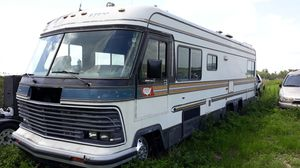1986 Holiday Rambler motorhome runs and drives for Sale in Clermont, FL