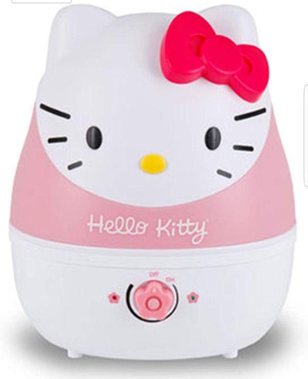 Hello kitty ultrasonic humidifier