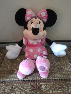 """Disney Store Collectible """"Minnie Mouse"""" for Sale in Houston, TX"""