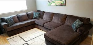 Sectional sofa couch for Sale in Bonney Lake, WA