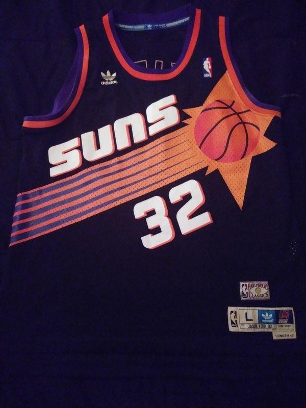 b24d966e3 Jason kidd retro phoenix suns jersey size L for Sale in Phoenix, AZ ...