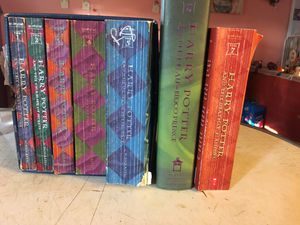 Harry Potter books for Sale in Rancho Cucamonga, CA