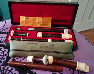 Aulos, Yamaha Recorders for Sale in Mesa, AZ