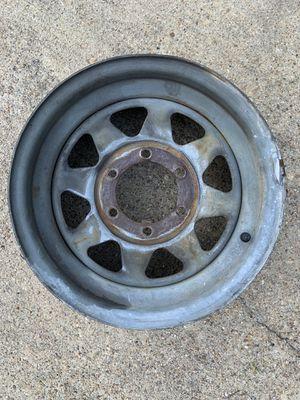 Trailer Tire rim for Sale in Virginia Beach, VA