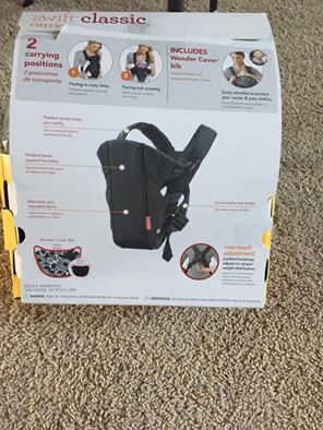 Swift baby carrier for Sale in New Market, MD