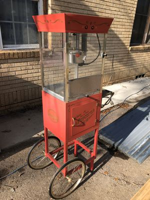 Popcorn machine for Sale in Athens, TX