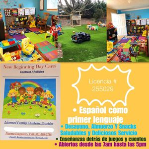 New beginning Daycare for Sale in Frederick, MD