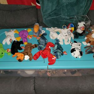 Ty Beanie Babies (80+) Whole Lot for Sale in Riverside, CA